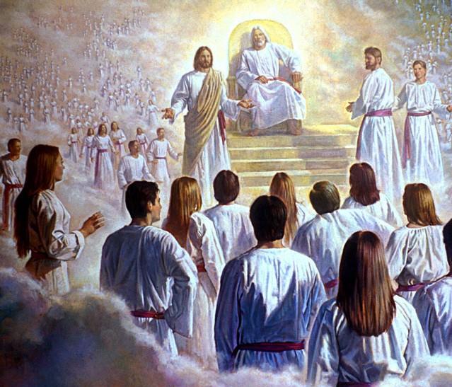 """Voici - Voici à quoi ressemblerait le """"Monde à venir"""" après le Retour de Jésus Free-bible-studies-online-great-white-throne-judgement"""