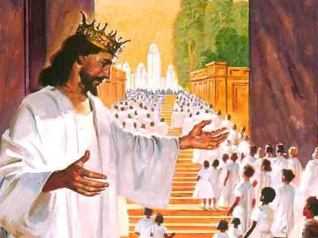 """Voici - Voici à quoi ressemblerait le """"Monde à venir"""" après le Retour de Jésus Free-bible-studies-online-millenium"""