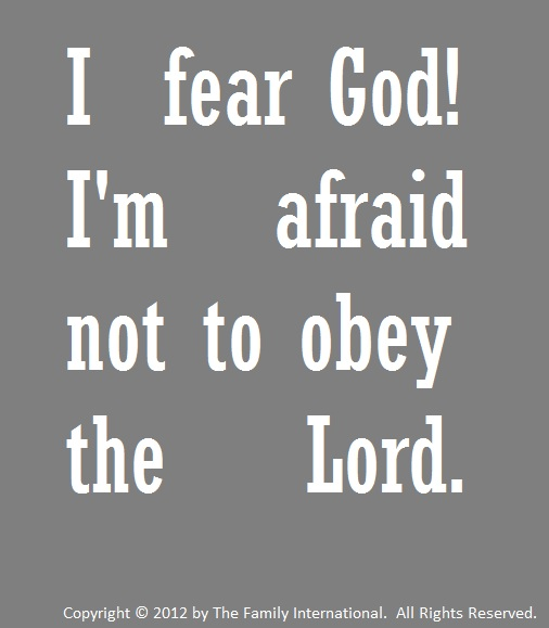 The fear of the Lord - Great Bible Study