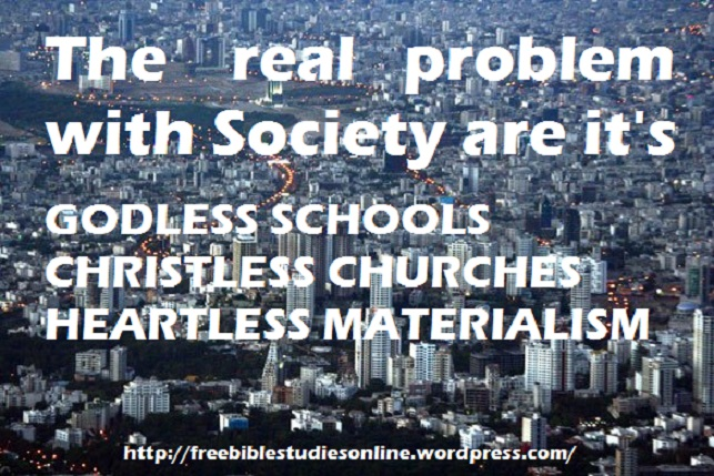 free-bible-studies-online-problem-with-society