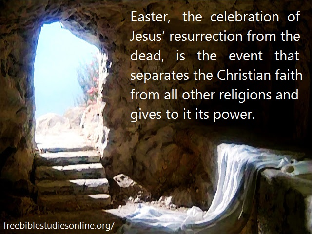 free-bible-studies-online-easter-the-celebration-of-jesus-resurrection