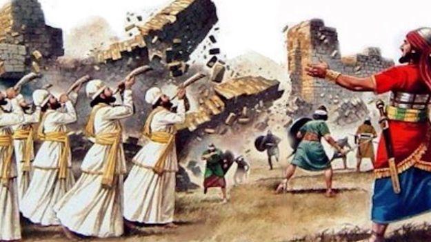free-bible-studies-online-bible-stories-a-most-unconventional-war
