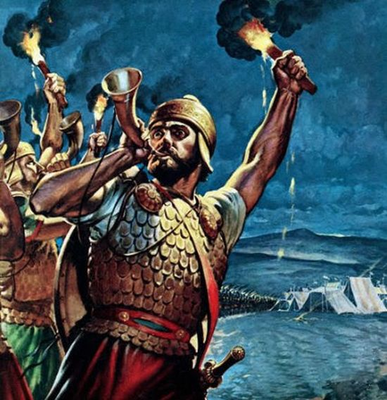free-bible-studies-online-bible-stories-a-pitcher-a-torch-and-a-sword-of-the-lord